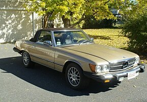 1985 Mercedes-Benz 380SL for sale 100917002