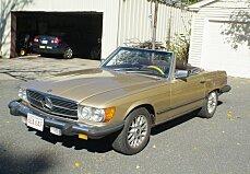 1985 Mercedes-Benz 380SL for sale 100917002