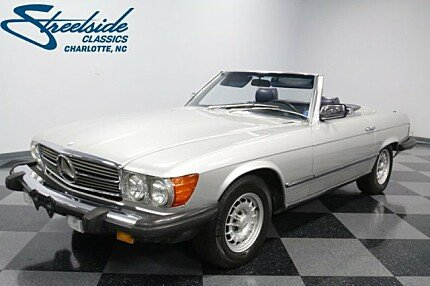 1985 Mercedes-Benz 380SL for sale 100956704