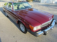 1985 Mercedes-Benz 380SL for sale 100961405