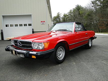 1985 Mercedes-Benz 380SL for sale 100963276