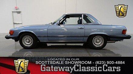 1985 Mercedes-Benz 380SL for sale 100963365