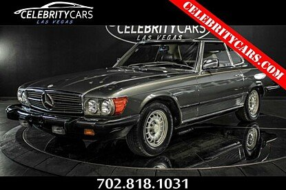 1985 Mercedes-Benz 380SL for sale 100978395