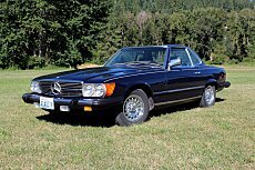 1985 Mercedes-Benz 380SL for sale 100988552