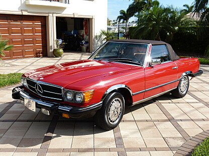 1985 Mercedes-Benz 380SL for sale 100988887