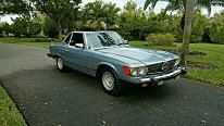 1985 Mercedes-Benz 380SL for sale 100994642