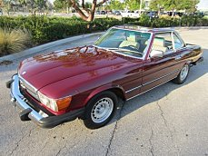 1985 Mercedes-Benz 380SL for sale 100995844