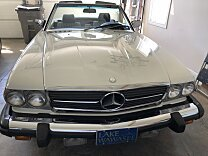 1985 Mercedes-Benz 380SL for sale 101004011