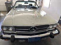 1985 Mercedes-Benz 380SL for sale 101004011
