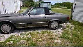 1985 Mercedes-Benz 380SL for sale 101005320