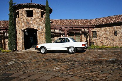 1985 Mercedes-Benz 380SL for sale 101007640
