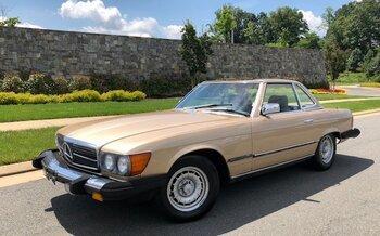 1985 Mercedes-Benz 380SL for sale 101011616