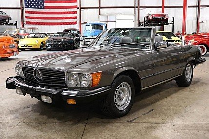 1985 Mercedes-Benz 380SL for sale 101018096