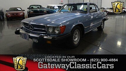 1985 Mercedes-Benz 380SL for sale 101021528