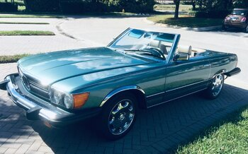 1985 Mercedes-Benz 380SL for sale 101055247