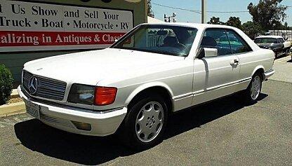 1985 Mercedes-Benz 500SEC for sale 100958924