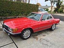 1985 Mercedes-Benz 500SL for sale 100845289