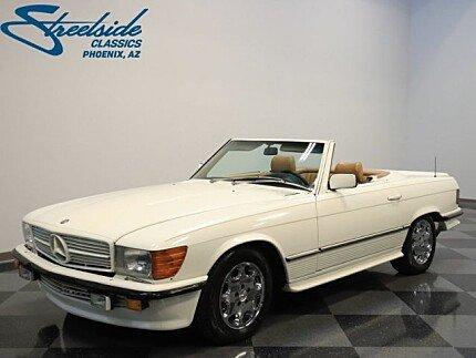 1985 Mercedes-Benz 500SL for sale 100922877