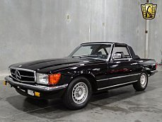 1985 Mercedes-Benz 500SL for sale 101035737