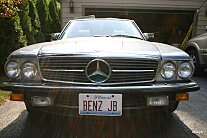 1985 Mercedes-Benz Other Mercedes-Benz Models for sale 100774155