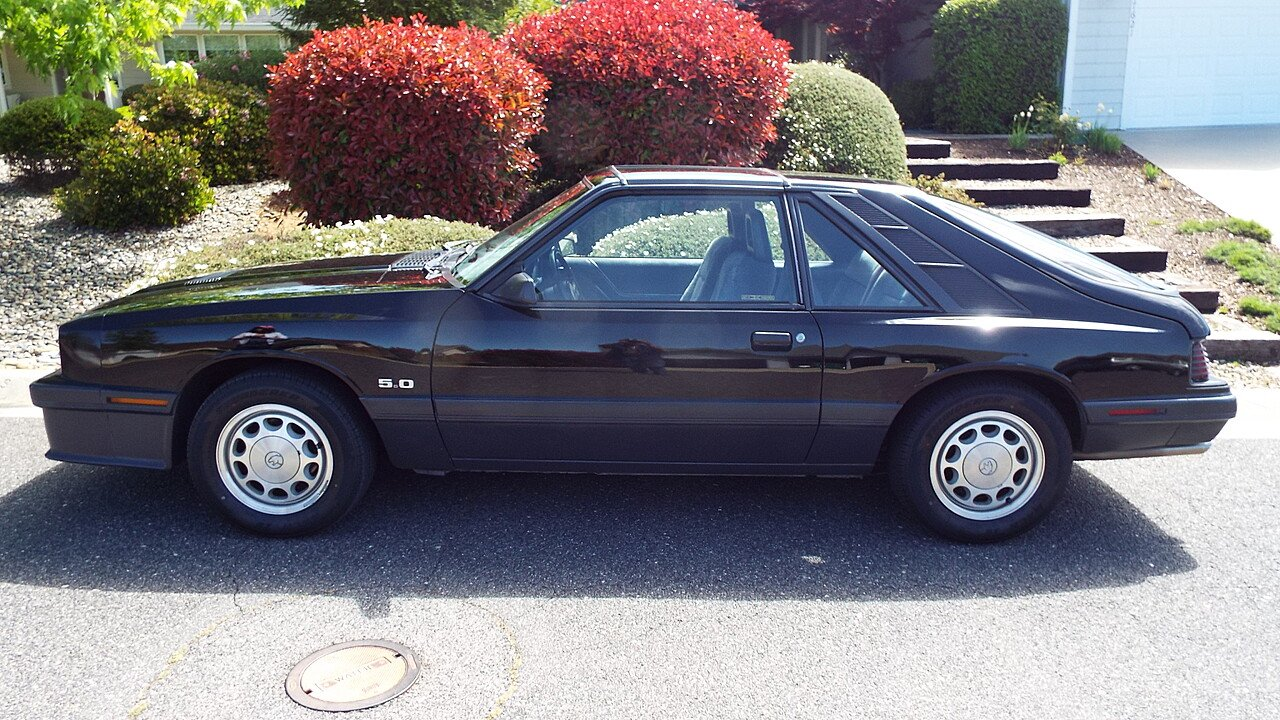 1985 Mercury Capri for sale 100997388