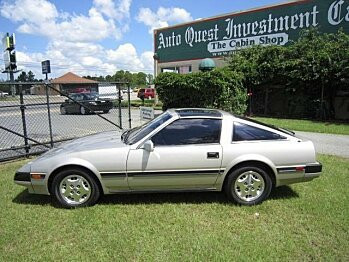 1985 Nissan 300ZX Hatchback for sale 100741879