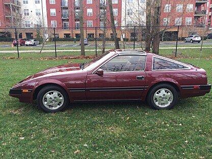 1985 Nissan 300ZX Hatchback for sale 100921908