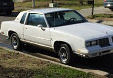 1985 Oldsmobile Cutlass Supreme Brougham Coupe for sale 100792726