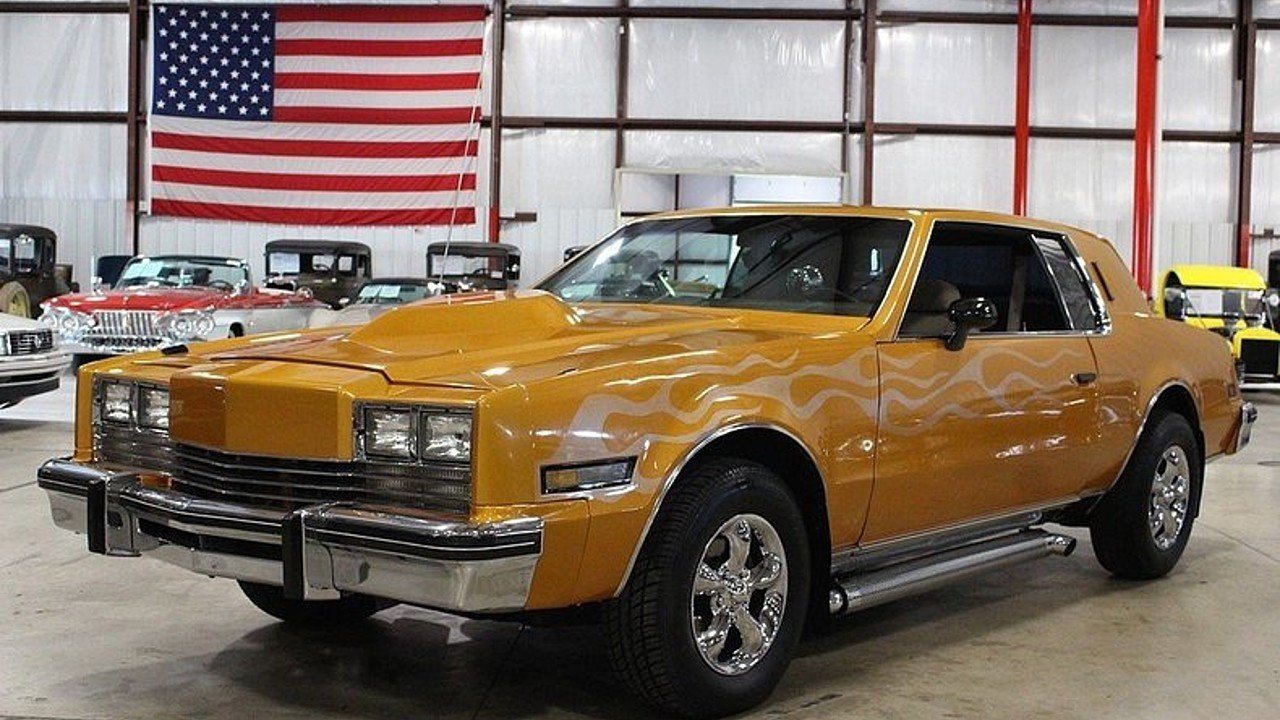 1985 Oldsmobile Toronado Brougham for sale 100904230