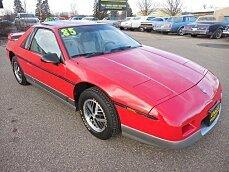 1985 Pontiac Fiero GT for sale 100722063
