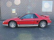 1985 Pontiac Fiero GT for sale 100733629