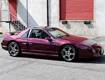 1985 Pontiac Fiero for sale 100774186