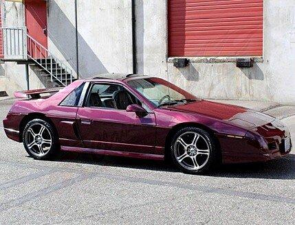 1985 Pontiac Fiero for sale 100796814