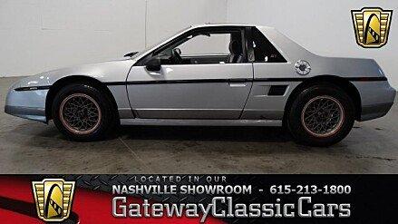 1985 Pontiac Fiero GT for sale 100839513