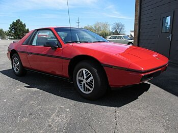 1985 Pontiac Fiero for sale 100882749