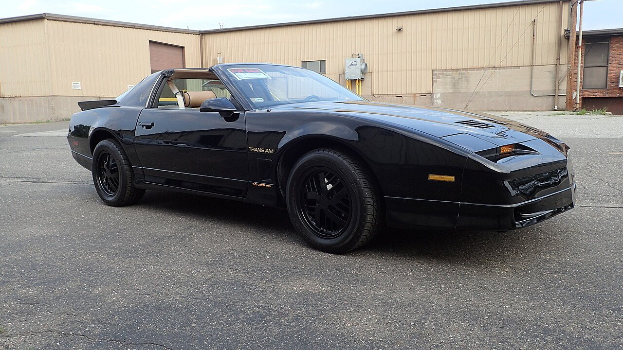 1985 Pontiac Firebird Trans Am Coupe for sale 100971004