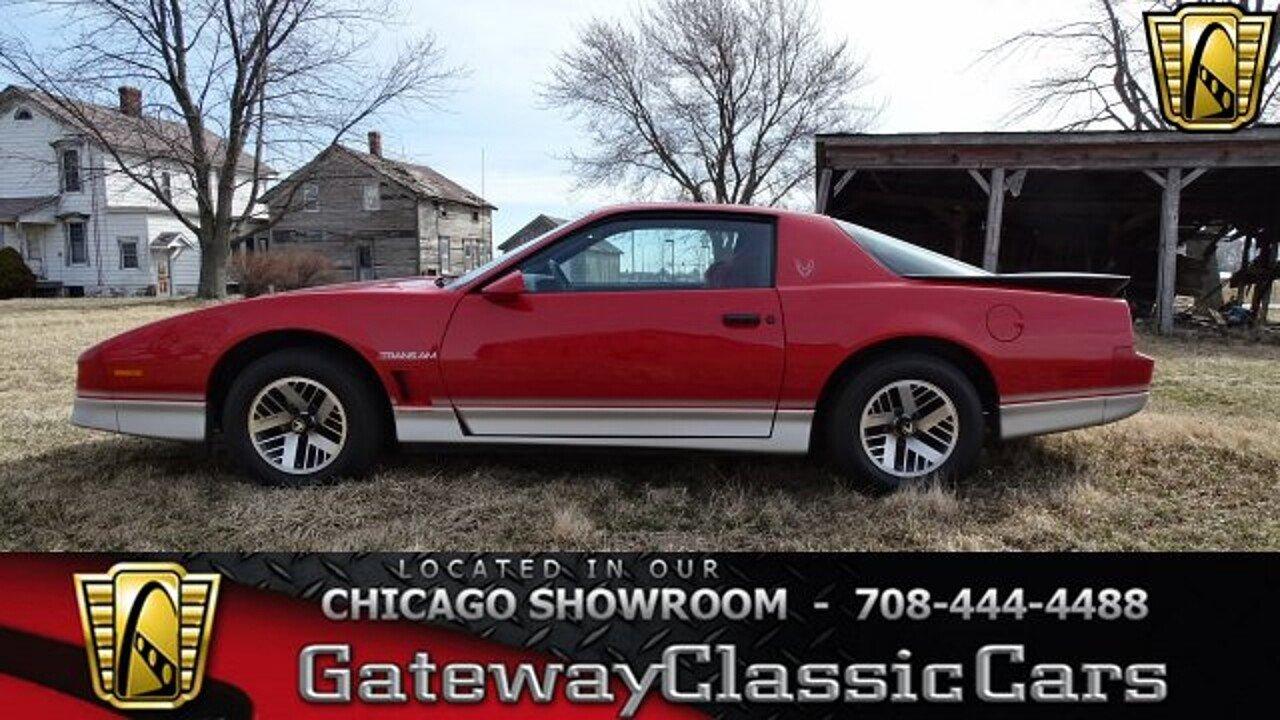 1985 Pontiac Firebird Trans Am for Sale | ClassicCars.com ...  |1985 Firebird Price Bra