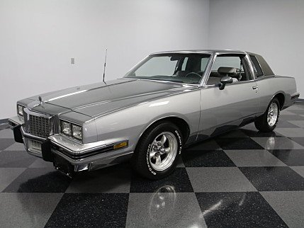 1985 Pontiac Grand Prix LE Coupe for sale 100799306