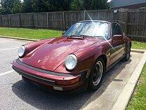 1985 Porsche 911 Targa for sale 100962835