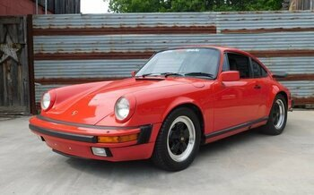 1985 Porsche 911 Carrera Coupe for sale 101007222