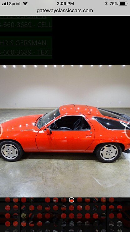 1985 Porsche 928 S for sale 100999316
