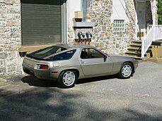1985 Porsche 928 S for sale 101017991
