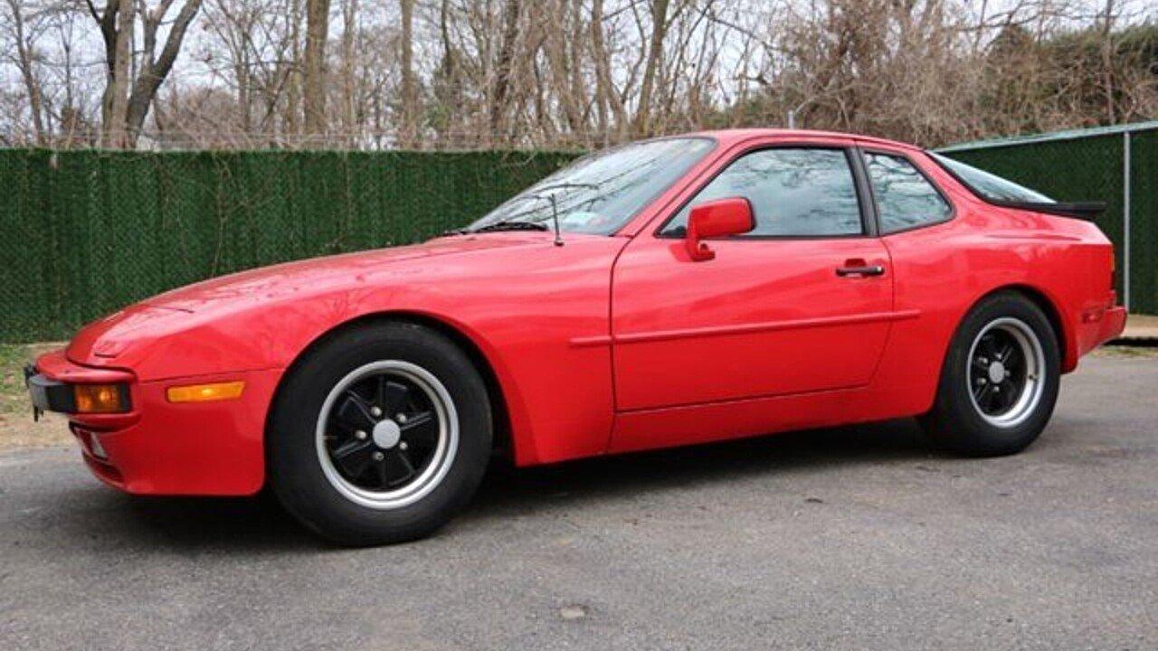 1985 Porsche 944 Coupe for sale near Riverhead, New York 11901 ...