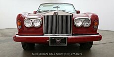 1985 Rolls-Royce Corniche for sale 100866011