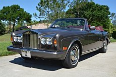 1985 Rolls-Royce Corniche for sale 100884794