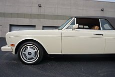 1985 Rolls-Royce Corniche for sale 100959831