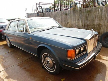 1985 Rolls-Royce Silver Spur for sale 100749791