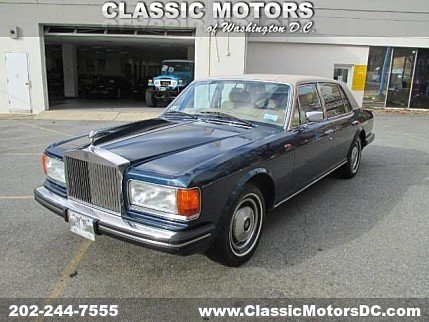 1985 Rolls-Royce Silver Spur for sale 100832642