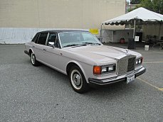 1985 Rolls-Royce Silver Spur for sale 100832643