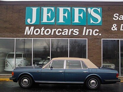 1985 Rolls-Royce Silver Spur for sale 100842351